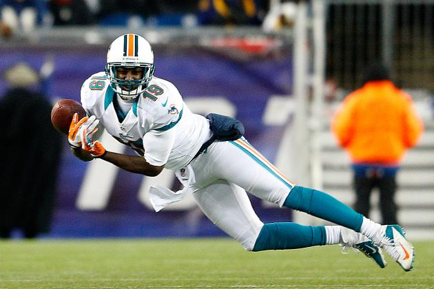 Miami Dolphins: 5 Players Firmly on the Roster Bubble