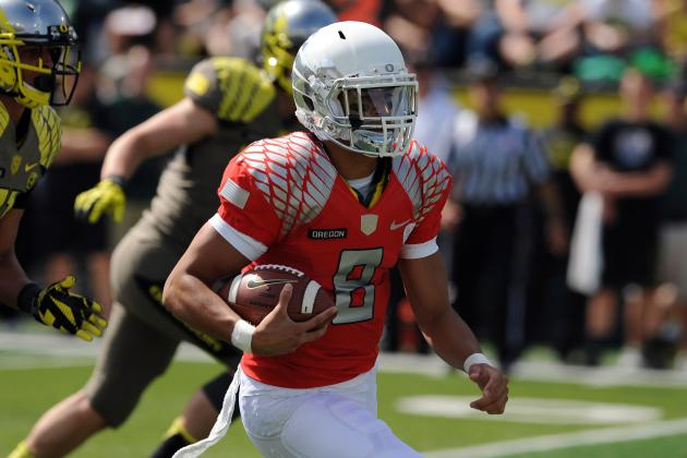 Oregon Football: 5 Players We Are Most Excited to Watch in 2013