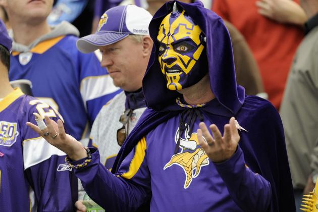 9 Things a Minnesota Vikings Fan Says
