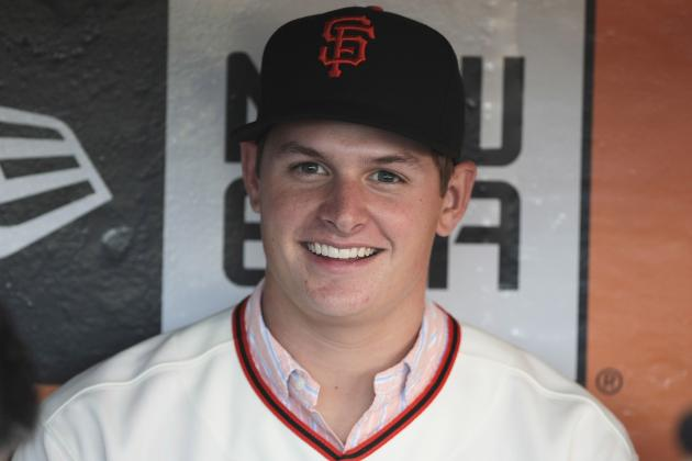 San Francisco Giants: Stock Up, Stock Down for Top 10 Prospects for Week 12