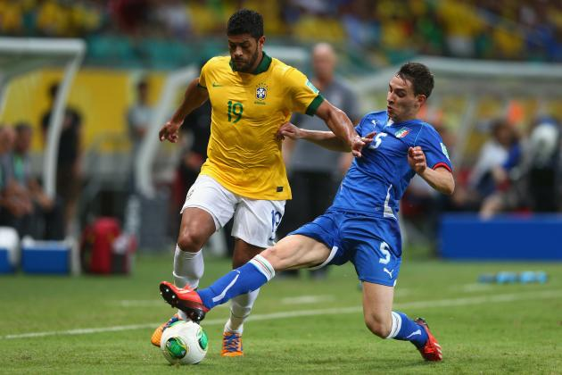 FIFA Confederations Cup 2013: Ranking the Semifinalists