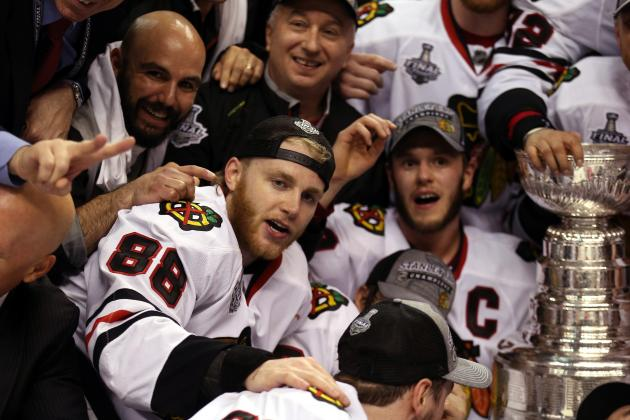 Chicago Blackhawks' Top 8 Moments of the 2013 Season
