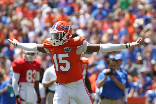 Florida Football: 6 Players We Are Most Excited to Watch in 2013