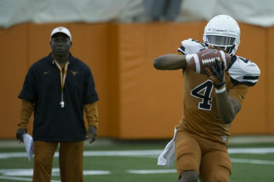 Texas Football: 5 Longhorns with the Shortest Leashes in 2013
