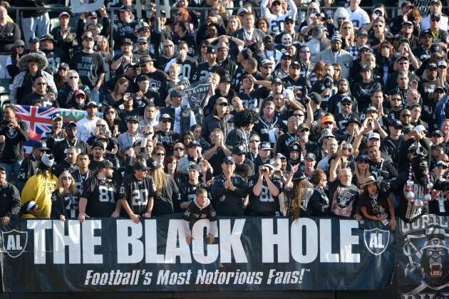 Things an Oakland Raiders Fan Says