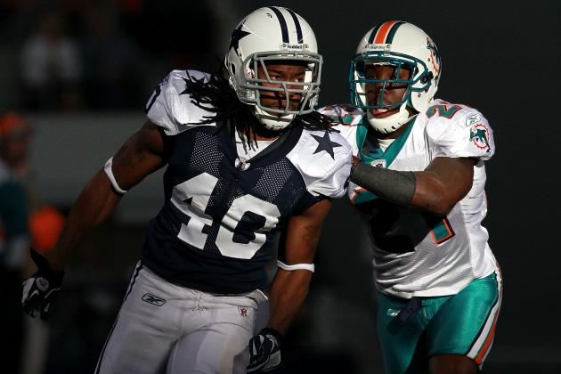 Dallas Cowboys: 5 Players Firmly on the Roster Bubble