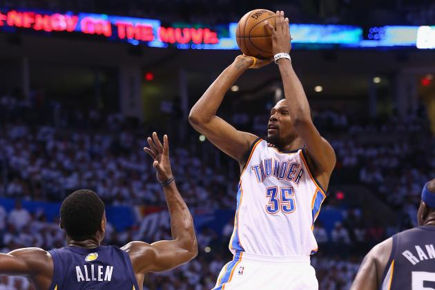 Oklahoma City Thunder's Ideal 2013 NBA Draft and Free-Agency Plan