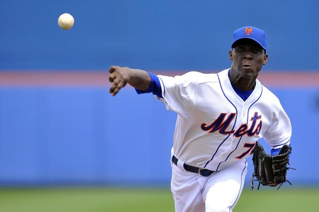 Stock Up, Stock Down for Mets' Top 10 Prospects for Week 12