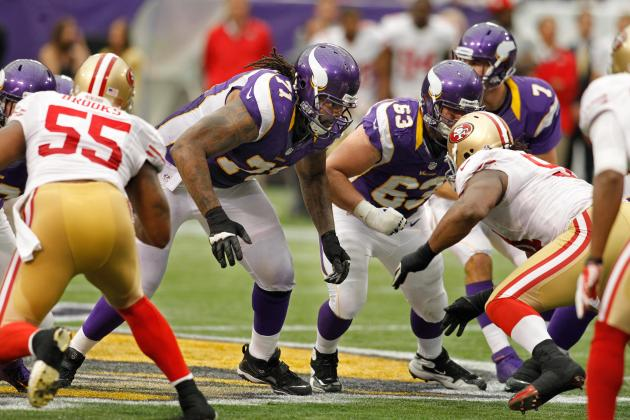 Power Ranking the 5 Greatest Guards in Minnesota Vikings History