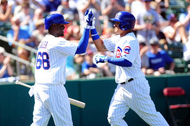 Stock Up, Stock Down for Chicago Cubs Top 10 Prospects for Week 12
