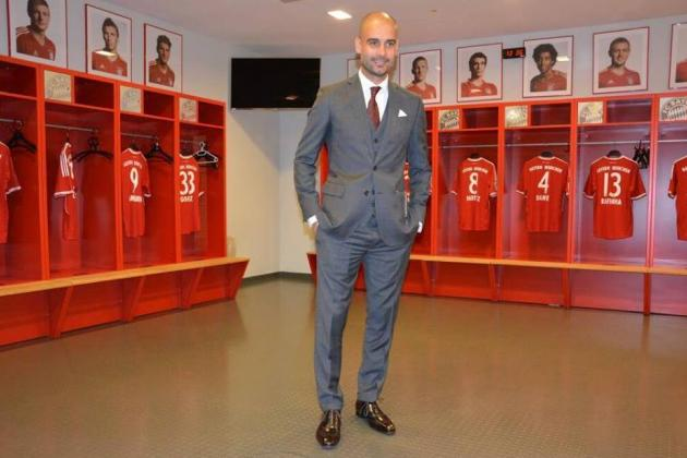 5 Things We Learned from Pep Guardiola's Opening Bayern Munich Press Conference