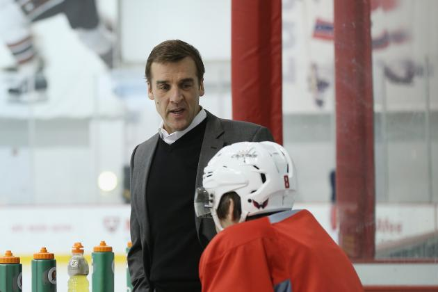 Washington Capitals: 5 Biggest Draft Fails During George McPhee's Tenure