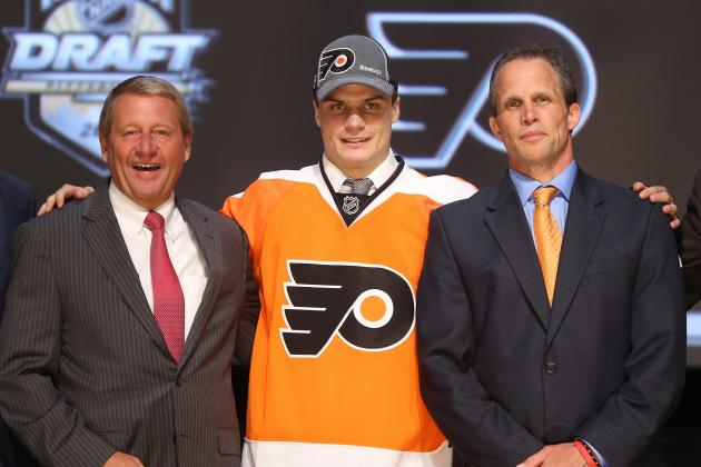 NHL Draft 2013: Final Look at Philadelphia Flyers' Best Options in 1st Round