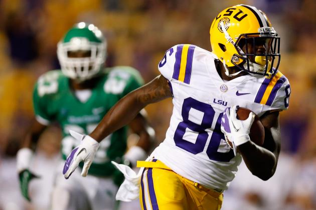 LSU Football: 5 Players We Are Excited to Watch in 2013