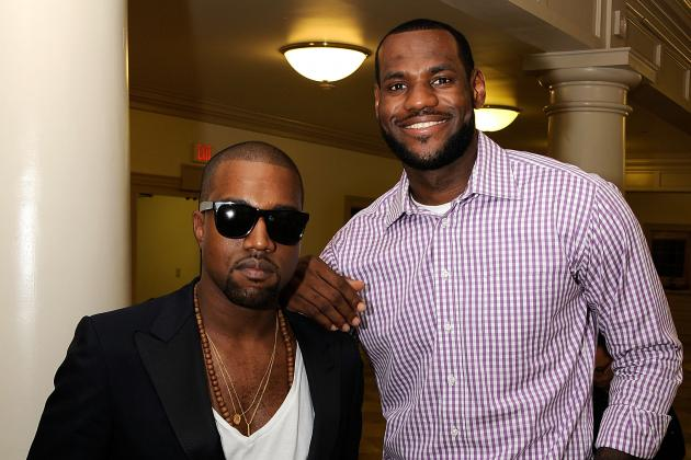 Who Said It: LeBron James or Kanye West?