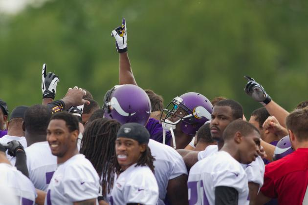 10 Reasons Why Minnesota Vikings Fans Should Be Excited About 2013