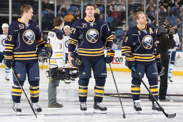 Buffalo Sabres: Complete Guide to the 2013 Offseason