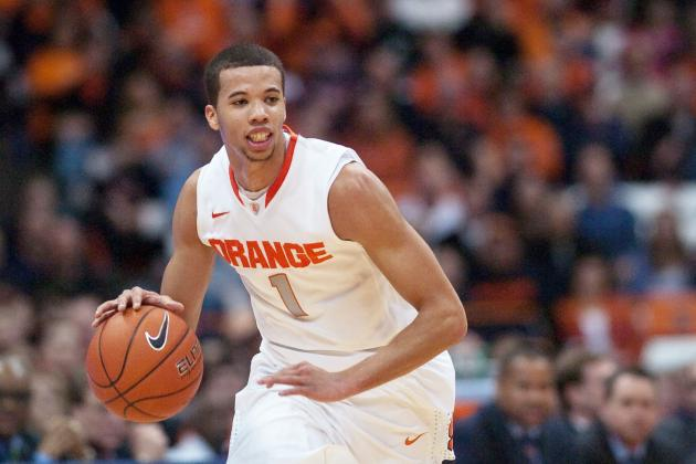 2013 NBA Mock Draft: Projecting All the Picks and Trades in Round 1