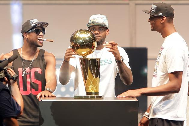 5 Burning Questions for Miami Heat During 2013 Offseason