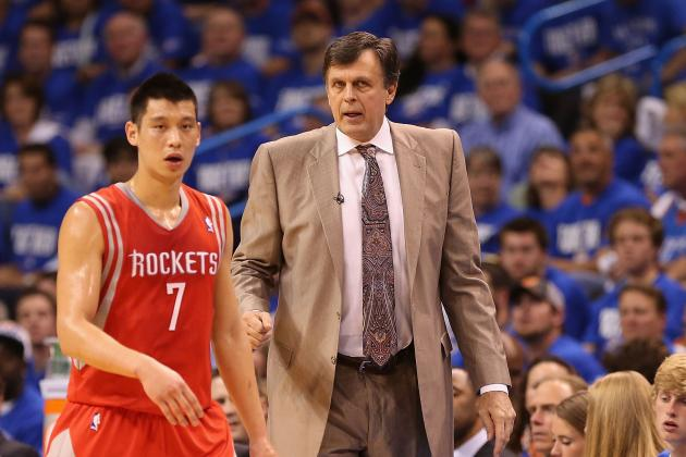 5 Point Guard Options for the Houston Rockets Not Named Jeremy Lin