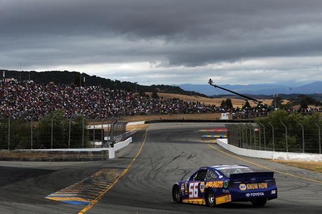 NASCAR Sprint Cup Power Rankings: Week 17 Edition