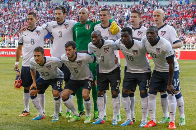 Predicting the US Squad to Go to World Cup 2014 in Brazil