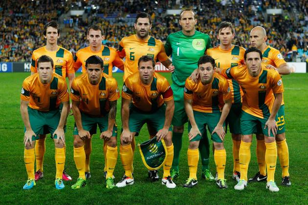 Predicting the Australia Squad to Go to the 2014 World Cup