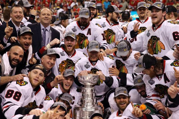 Chicago Blackhawks: Looking Back at Their 5 Stanley Cup Championships