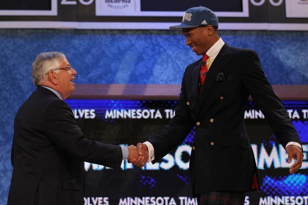 Ranking the 5-Worst Draft Picks in Minnesota Timberwolves History