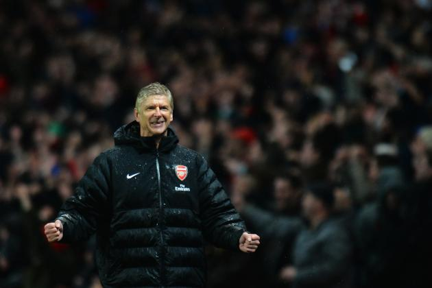 6 Reasons Arsenal's Arsene Wenger Is Still the Premier League's Best Manager