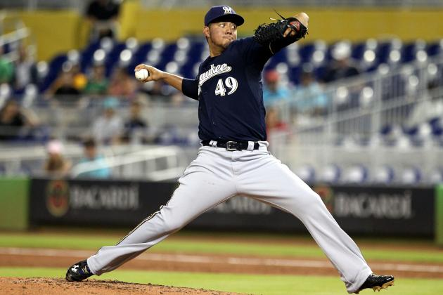 5 Contenders Who Could Most Benefit from Yovani Gallardo Trade Deadline Deal