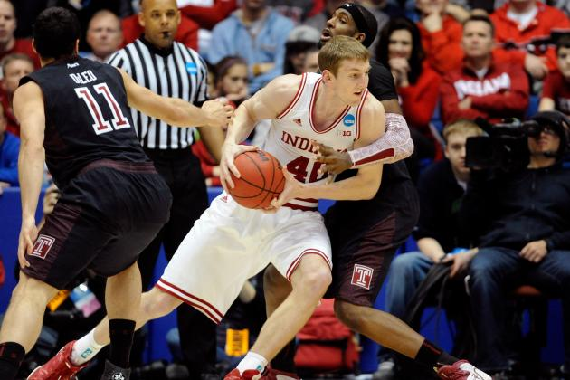 Indiana Basketball: Ranking the 5 Best NBA Fits for Cody Zeller