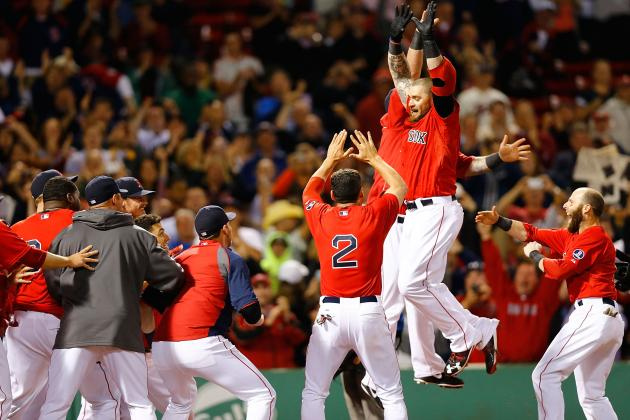 Predicting the Boston Red Sox's Final Regular-Season Record