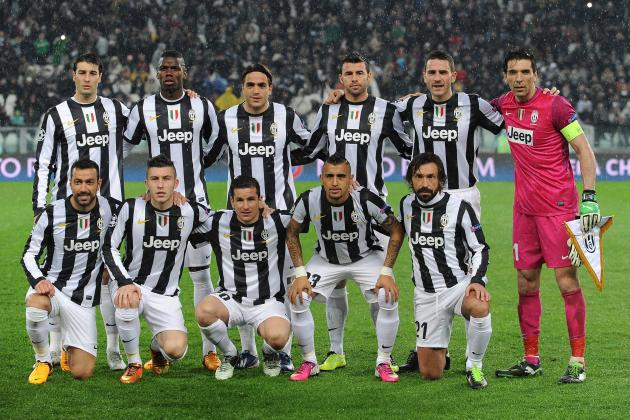 Juventus: How the Bianconeri Might Line Up in the Champions League Next Season