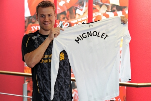 Liverpool Transfers: How Much Will Simon Mignolet, Other New Signings Feature?