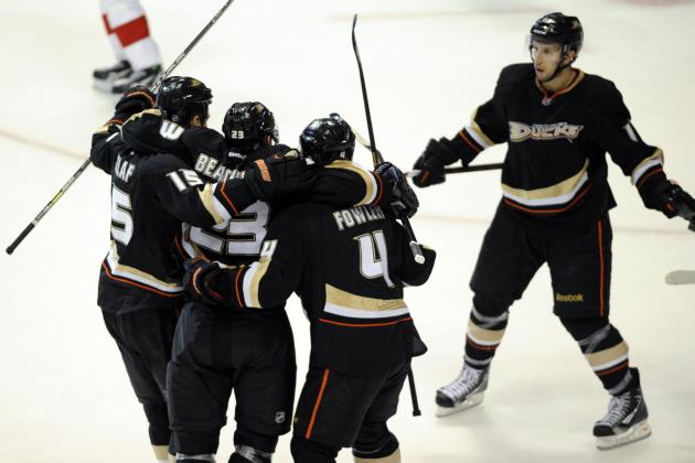 Anaheim Ducks: Complete Guide to 2013 Offseason