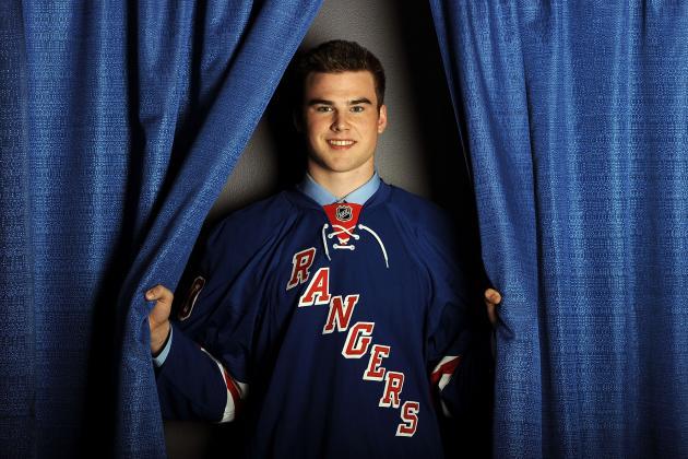 Updates on Where New York Rangers 2010 Draft Picks Are Now