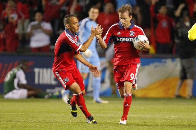 Ranking the 5 Hottest Goalscorers in Major League Soccer