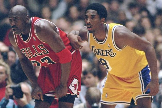 Blueprint for Kobe Bryant to Cement Status as Top-5 Player of All-Time