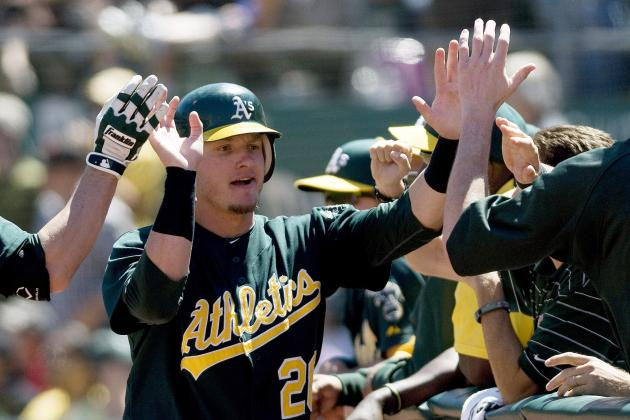 Oakland A's: Biggest Winners, Losers of the First Half of the Season