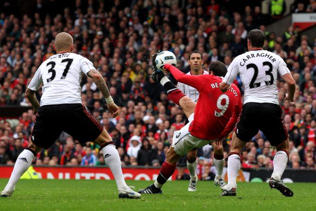 10 Great Manchester United Goals Against Liverpool