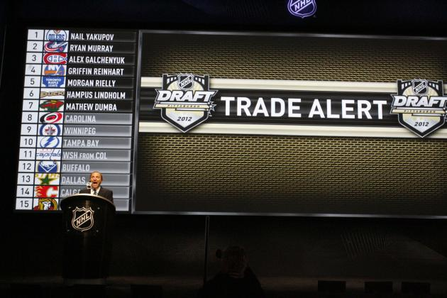 The Definitive Guide to the 2013 NHL Offseason