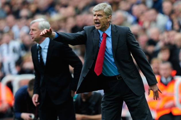 5 Potential Arsenal Lineups Next Season