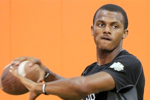 2014 College Football QB Recruits with Best Arm Strength