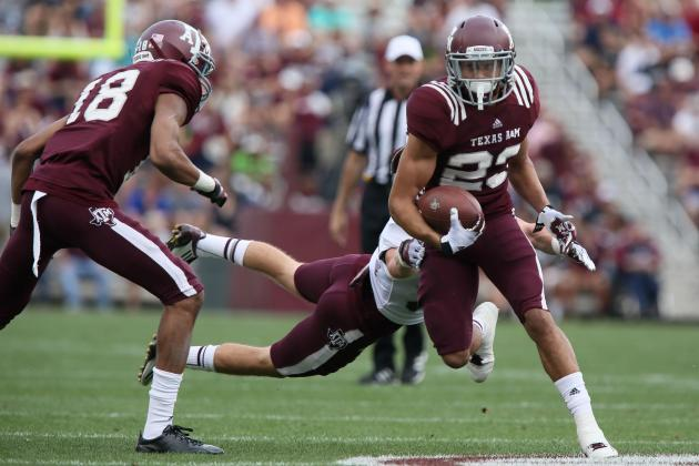 Texas A&M Football: 5 Aggies Who Need to Step Up in 2013