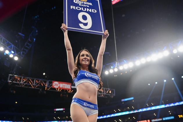 10 Boxing Ring Girls You Should Follow on Instagram