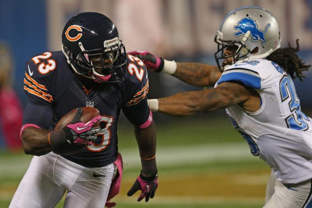 Chicago Bears: 10 Players Firmly on the Roster Bubble