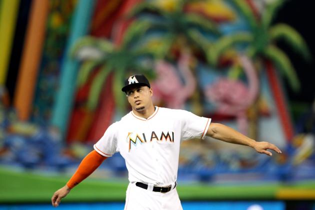 Making the Case for the Marlins to Trade Giancarlo Stanton in July