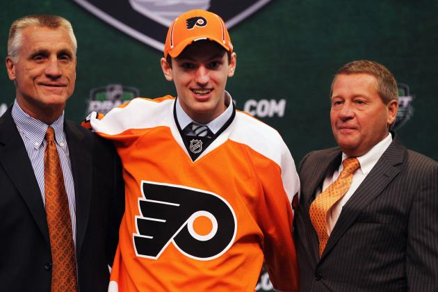 Re-Grading the Philadelphia Flyers' Last 5 First Round Picks