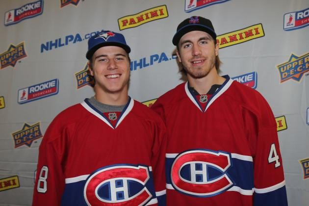 Re-Grading Montreal Canadiens' Last 5 First-Round Draft Picks